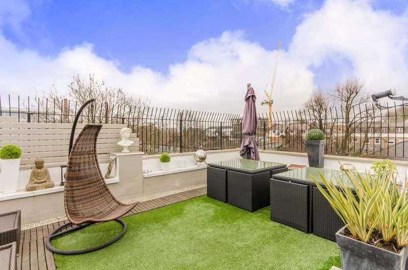 3 Bedrooms Maisonette Flat for sale in Gunter Grove, Chelsea, SW10