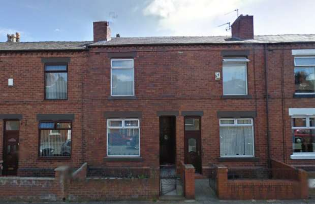 2 Bedrooms Terraced House for sale in Rydal Street,, Newton-Le-Willows, Merseyside, WA12 8JX