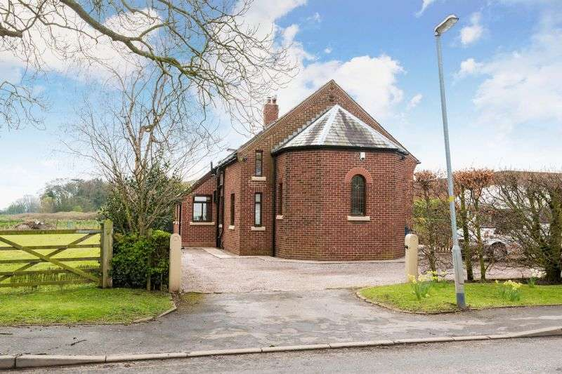 5 Bedrooms Detached House for sale in North Moor Lane, Ormskirk