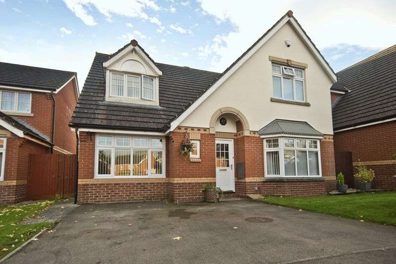 4 Bedrooms Detached House for sale in Oak Tree Rise, Ross-On-Wye