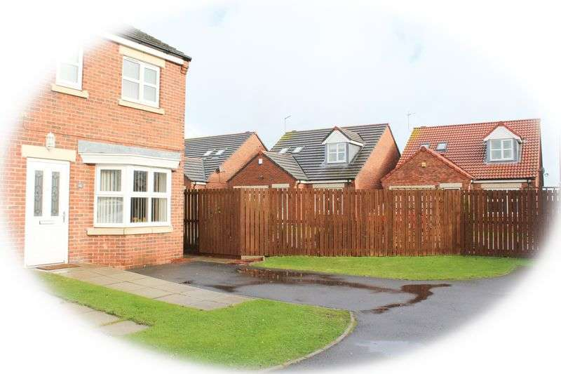 3 Bedrooms Semi Detached House for sale in The Forge, Brotton, TS12 2QH