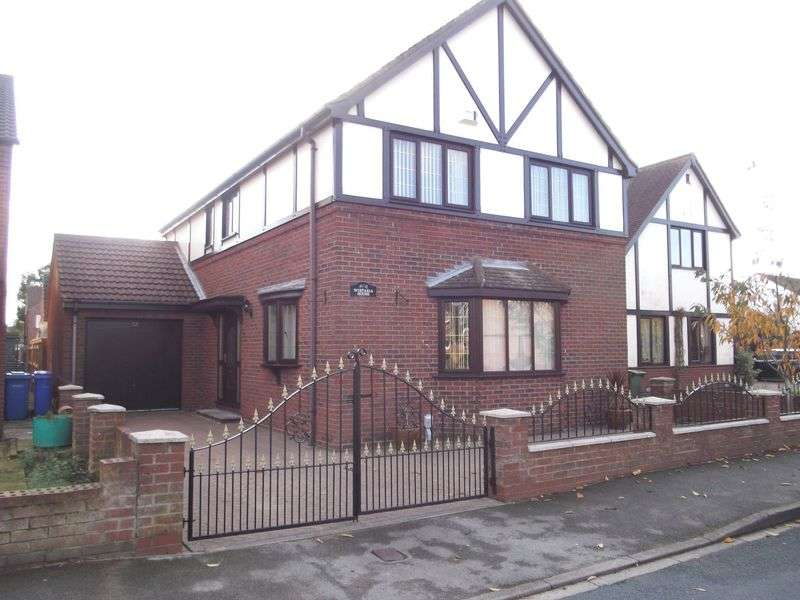 4 Bedrooms Detached House for sale in Bond Street, Hedon