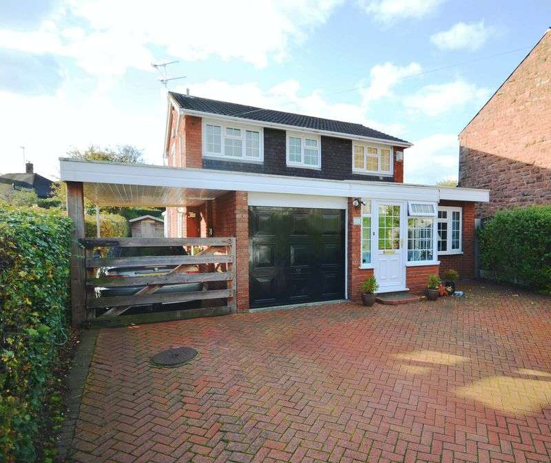 4 Bedrooms Detached House for sale in Grange Cross Lane, West Kirby