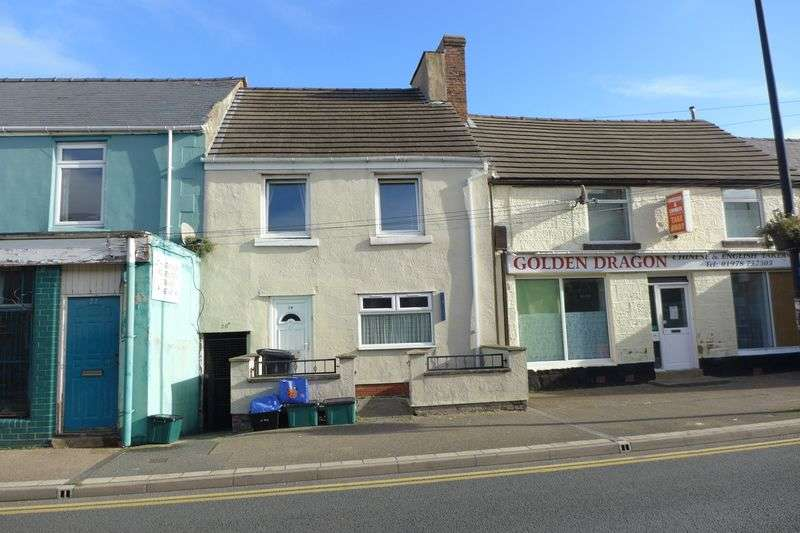 2 Bedrooms Flat for sale in High Street, Wrexham