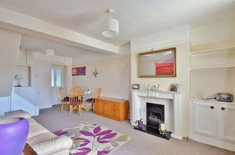 2 Bedrooms Terraced House for sale in Springfield Road, Bigrigg