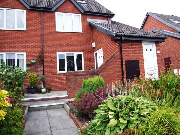 1 Bedroom Apartment Flat for sale in Chapman Road, Fulwood, Preston, PR2