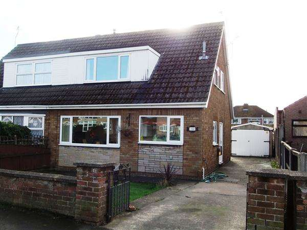 3 Bedrooms Semi Detached House for sale in Rochdale Road, Scunthorpe