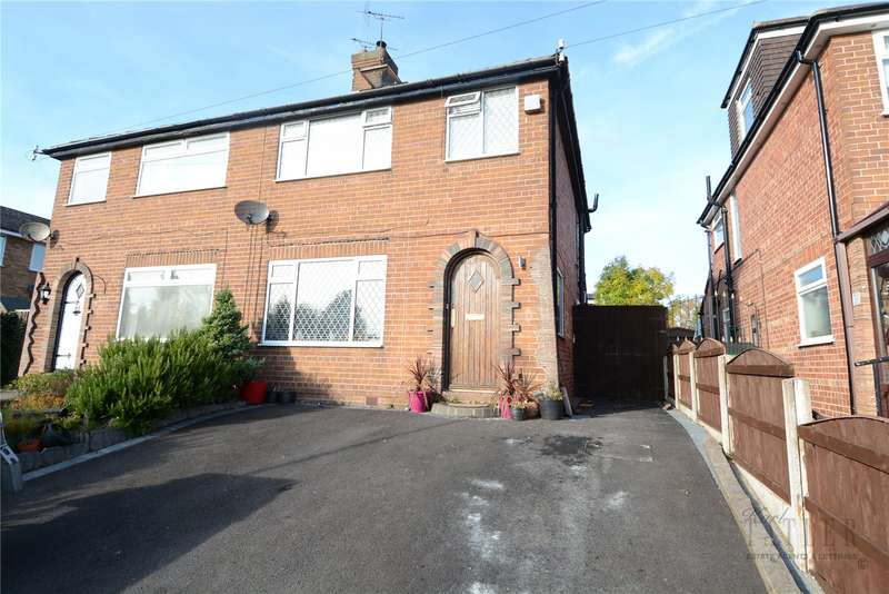 4 Bedrooms Semi Detached House for sale in Girtrell Road, Upton, Wirral