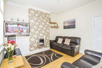 2 Bedrooms Terraced House for sale in Bruce Street, Leicester, Leicestershire