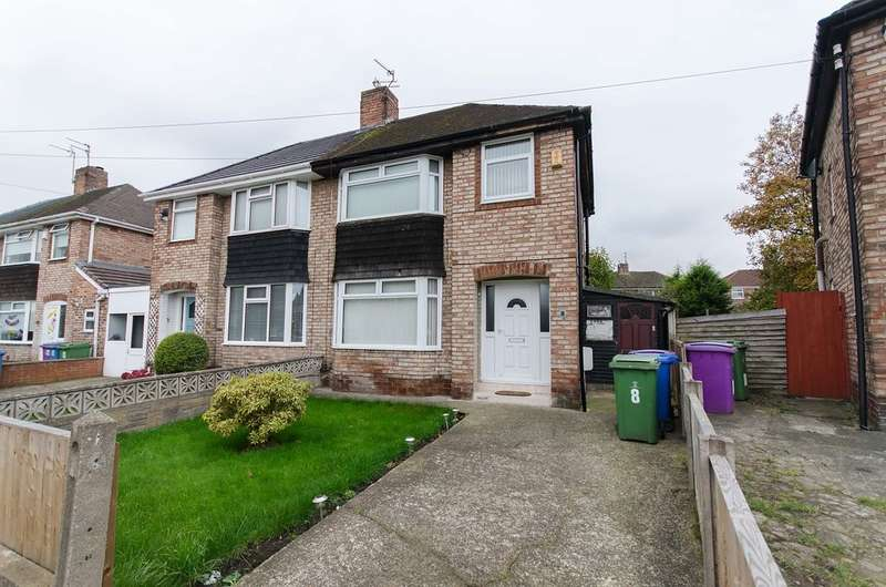 3 Bedrooms Semi Detached House for sale in Burford Road, Childwall, Liverpool L16
