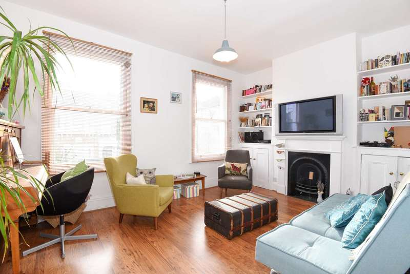 2 Bedrooms Flat for sale in Linnell Road, Camberwell