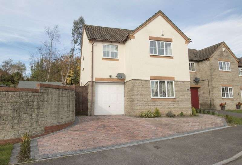 4 Bedrooms Detached House for sale in Birkdale, Warmley