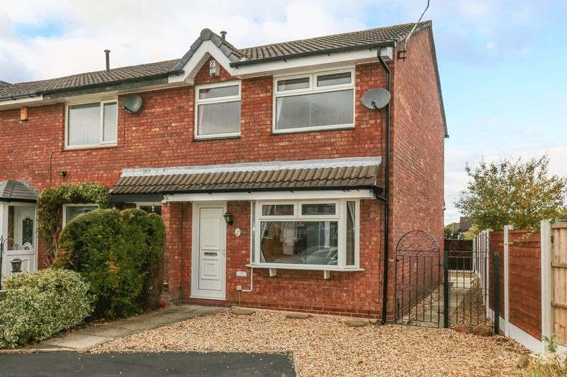 3 Bedrooms Terraced House for sale in Stanedge Grove, Hawkley Hall