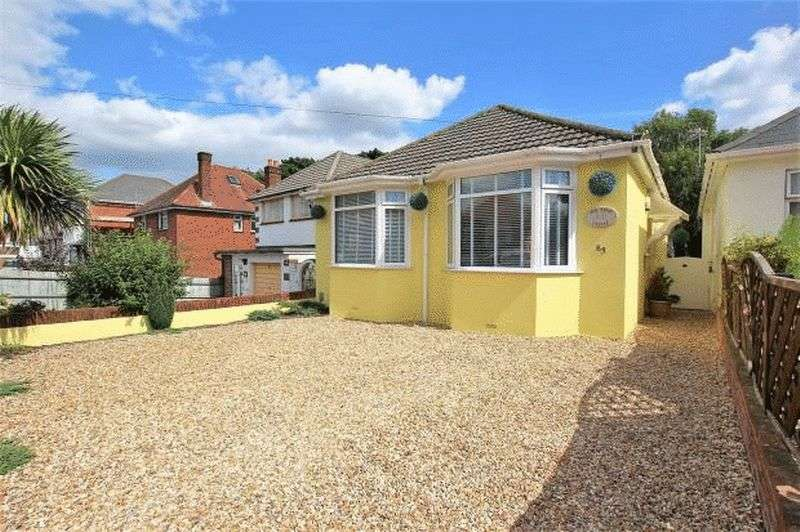 3 Bedrooms Detached Bungalow for sale in Pine Vale Crescent, Bournemouth