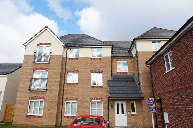 2 Bedrooms Flat for sale in Dol Isaf, Wrexham