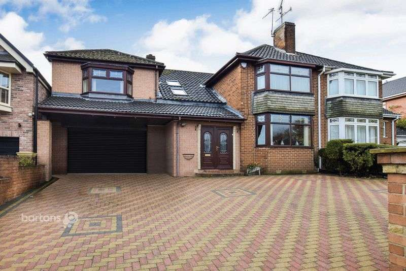 4 Bedrooms Property for sale in Ashleigh, Hallam Road, MOORGATE