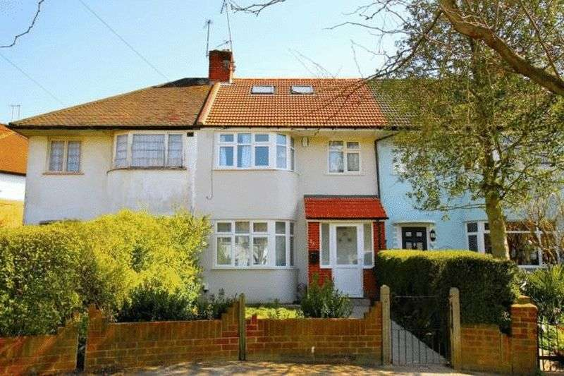 4 Bedrooms Terraced House for sale in Rugby Avenue, Greenford