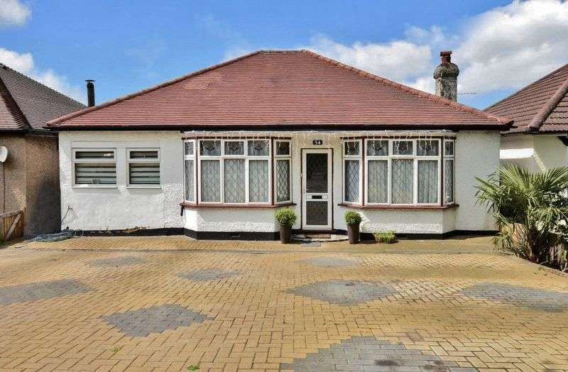 3 Bedrooms Detached Bungalow for sale in CHEAM