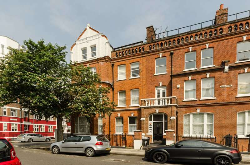 2 Bedrooms Flat for sale in Perham Road, Barons Court, W14