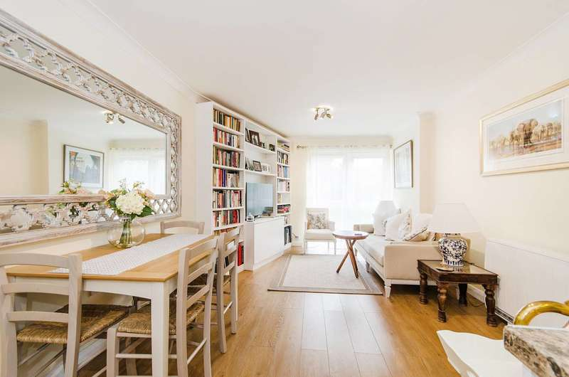 1 Bedroom Flat for sale in Maltings Place, Sands End, SW6