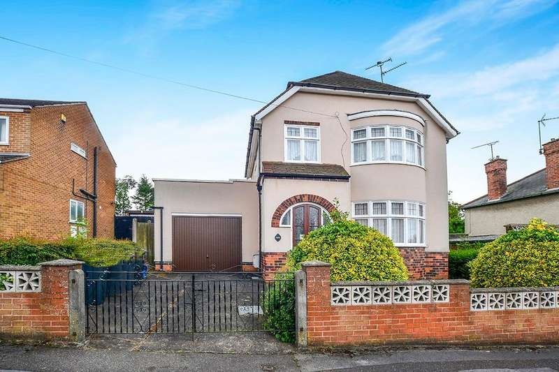 3 Bedrooms Detached House for sale in Beulah Road, Kirkby-In-Ashfield, Nottingham, NG17