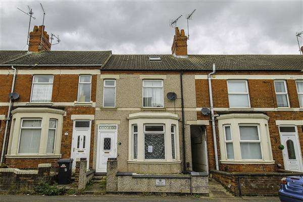 4 Bedrooms Terraced House for sale in Station Rd, Burton Latimer
