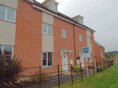 4 Bedrooms Terraced House for sale in Costessey, Norwich, Norfolk