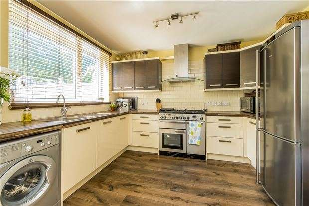 3 Bedrooms Terraced House for sale in Marshfield Way, BATH, Somerset, BA1 6HE