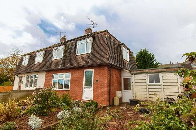 3 Bedrooms Semi Detached House for sale in Winswood, Crediton