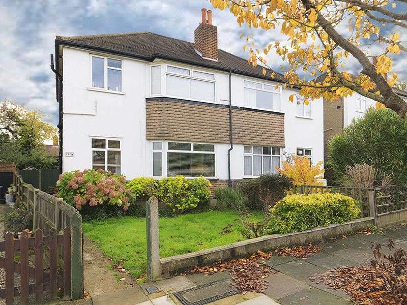 2 Bedrooms Flat for sale in Villiers Close, Surbiton, KT5