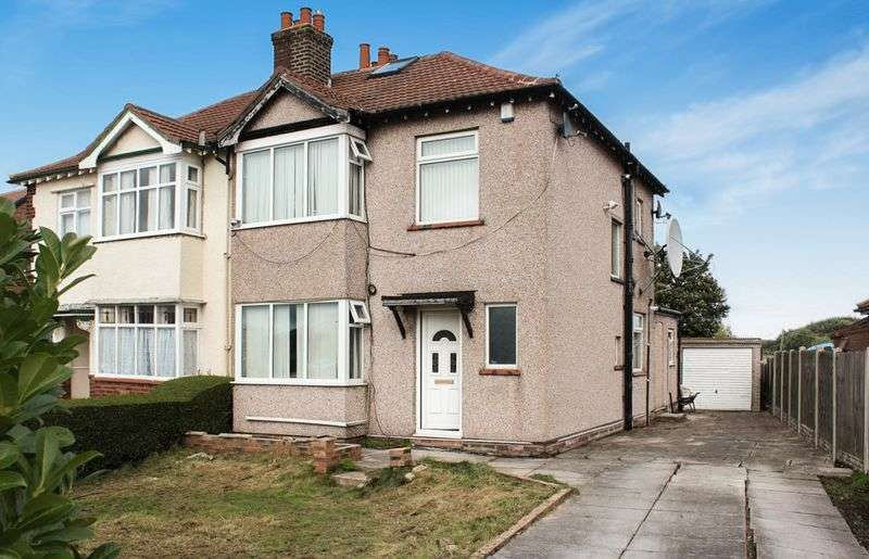 3 Bedrooms Semi Detached House for sale in Southport Road, PR8 5JF