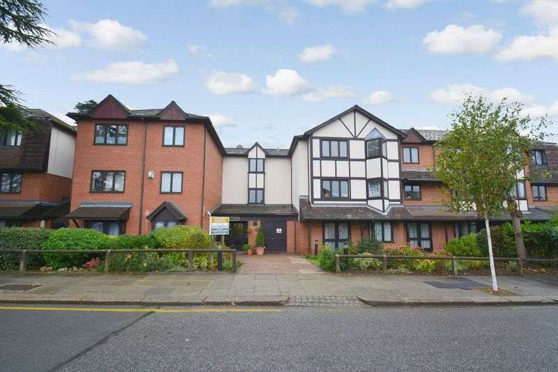 1 Bedroom Retirement Property for sale in Hanbury Court, Harrow, HA1 2LR