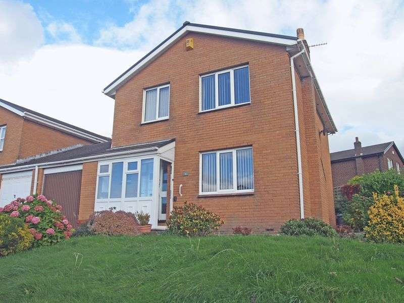 3 Bedrooms Detached House for sale in Buseph Barrow, Torrisholme, Morecambe