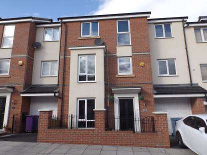 3 Bedrooms Terraced House for sale in Kemp Avenue, Liverpool, Merseyside, L5