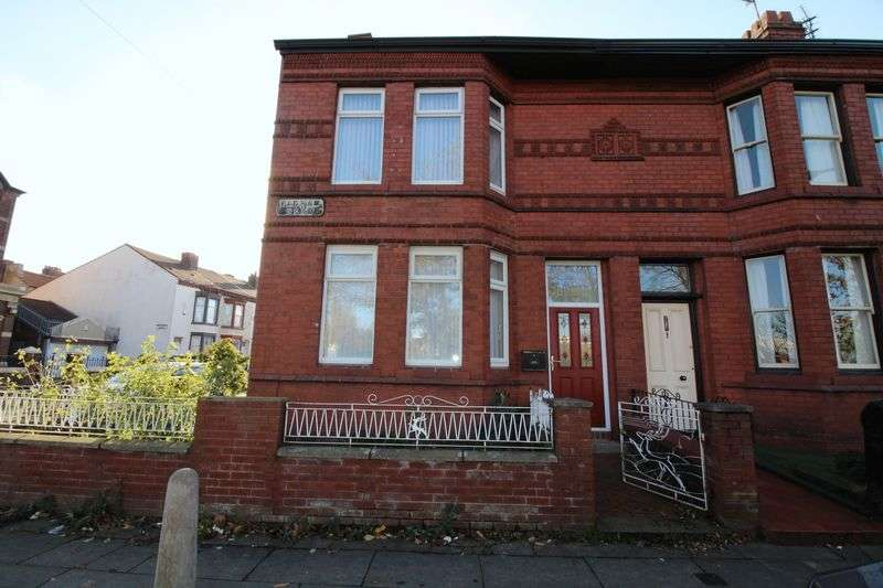 4 Bedrooms Terraced House for sale in Wadham Road, Bootle