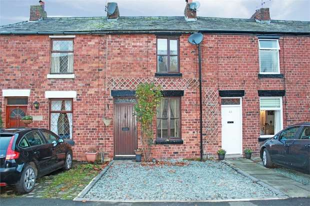 2 Bedrooms Terraced House for sale in Drinkhouse Road, Croston, Leyland, Lancashire