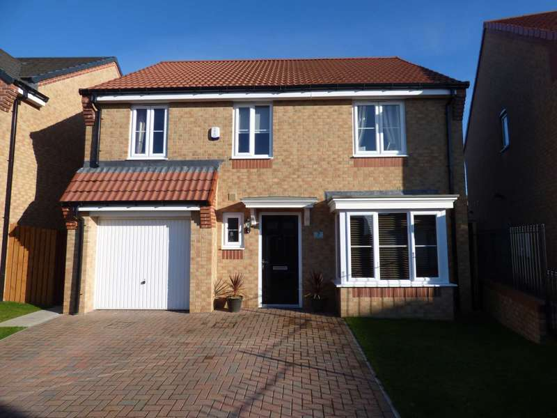 4 Bedrooms Detached House for sale in Preston Court, Brotton