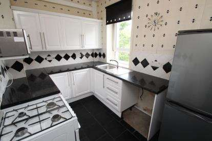 1 Bedroom Flat for sale in Cumbernauld Road, Stepps