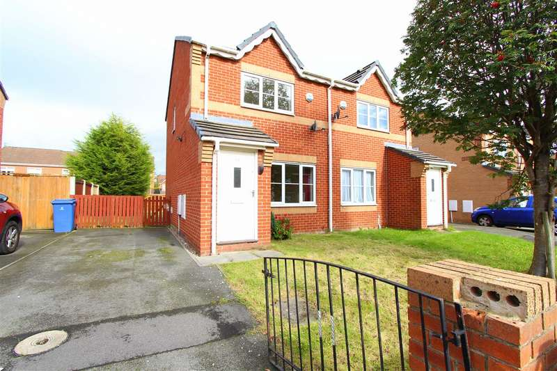 2 Bedrooms Semi Detached House for sale in Fincham Road, Dovecot, Liverpool
