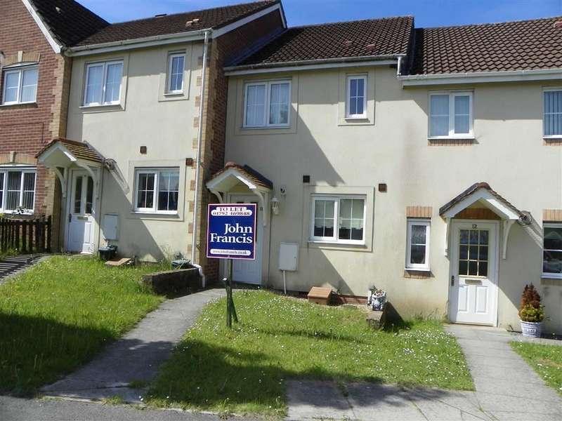 2 Bedrooms Property for sale in Ffordd Melyn Mair, Llansamlet