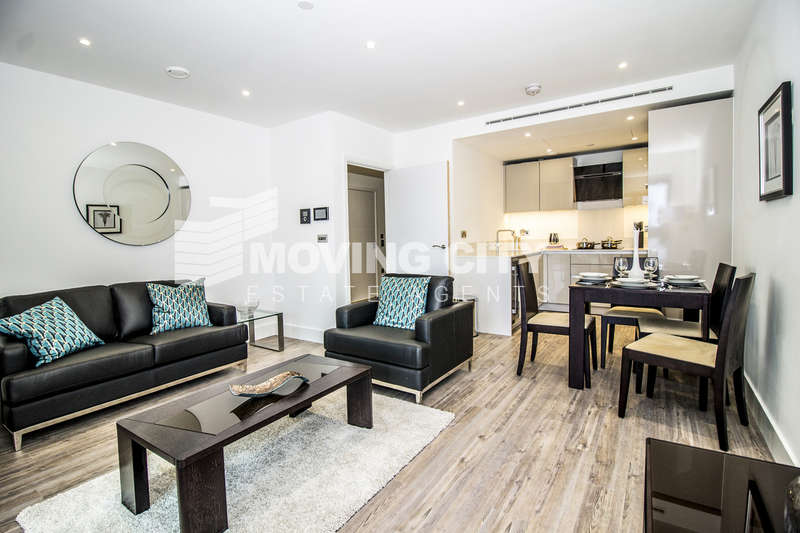 1 Bedroom Flat for sale in Aldgate Place, Whitechapel High Street, Aldgate