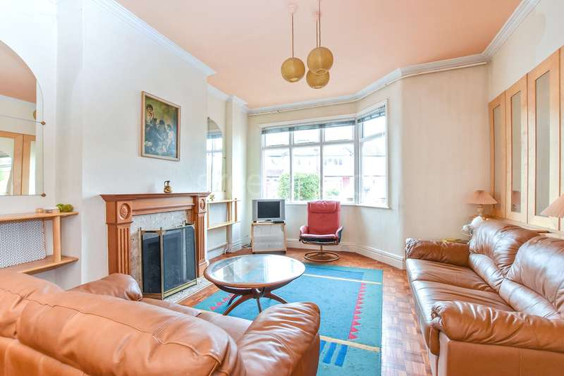 3 Bedrooms End Of Terrace House for sale in Rectory Gardens, Crouch End, London, N8