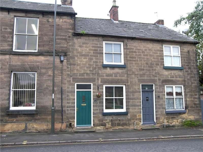 3 Bedrooms Terraced House for sale in Bridge Street, Belper, Derbyshire, DE56