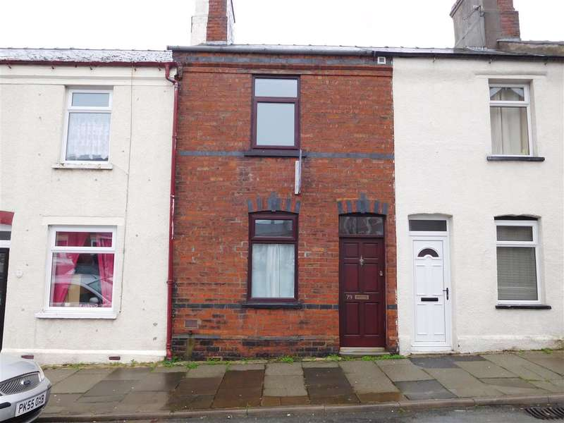 2 Bedrooms Terraced House for sale in Albert Street, BARROW-IN-FURNESS