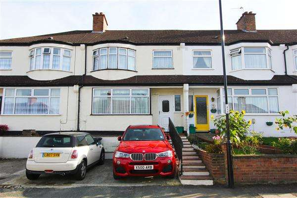 3 Bedrooms Terraced House for sale in Grange Road, South Croydon