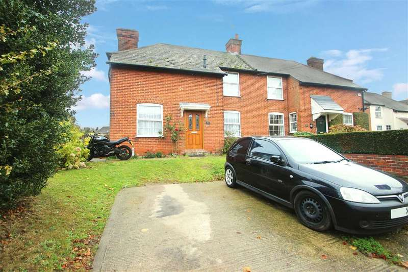 3 Bedrooms Semi Detached House for sale in Crownfields, Crown Street, Dedham, Colchester