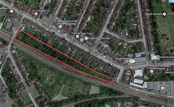 Commercial Property for sale in Pinner Road, Harrow