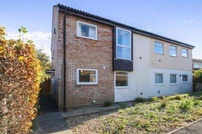 2 Bedrooms Maisonette Flat for sale in Galmington, Taunton, Somerset
