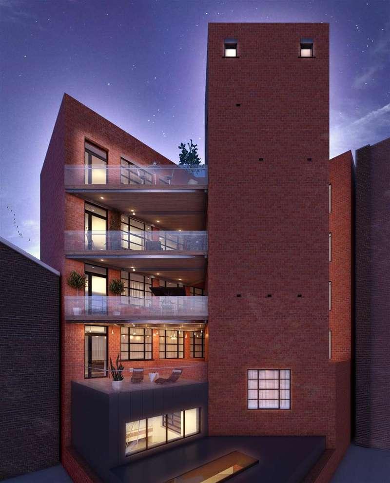 3 Bedrooms Property for sale in Queensway House, Livery Street, Birmingham