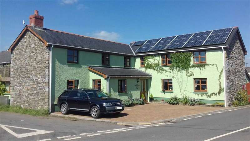 5 Bedrooms Property for sale in Penrhiwgoch, Maesybont